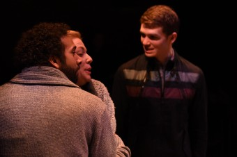 Mercutio the Nurse and Benvolio
