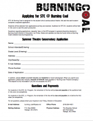 STC Application
