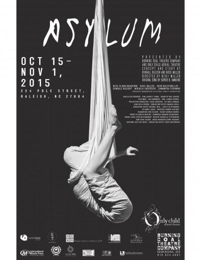 Asylum Production Poster
