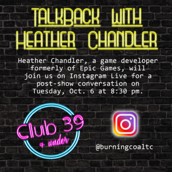 Club 39 HC talkback