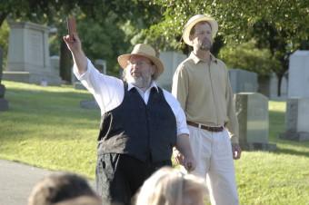 George Jack and Greg Paul