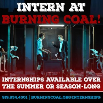 Intern at Burning Coal