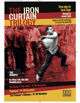 Iron Curtain Poster