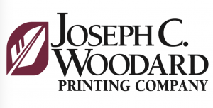 Joseph C Woodard Printing Company Logo