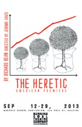 Heretic Show Poster
