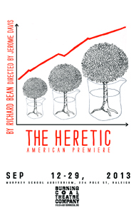 The Heretic Poster