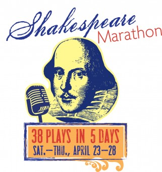 Shakespeare Marathon_final logo design