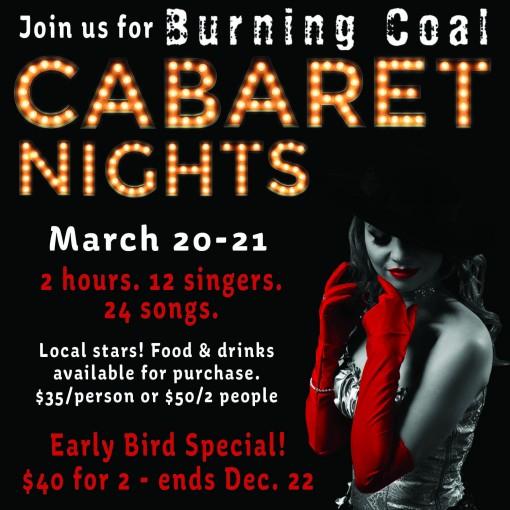cabaret graphic update