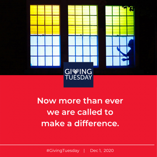 giving tuesday 12-01-2020